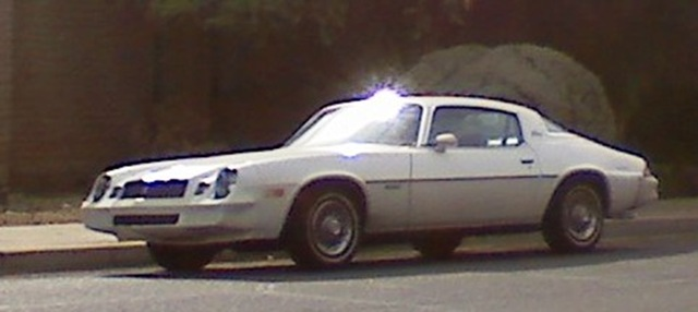 1978 Chevrolet Camaro Berlinetta