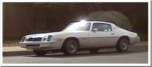 1978 Chevrolet Camaro Berlinetta