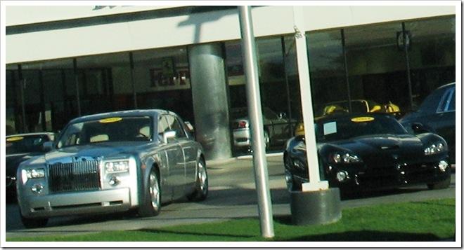 Scottsdale Ferrari