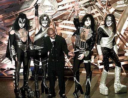 KISS Reunion 1996