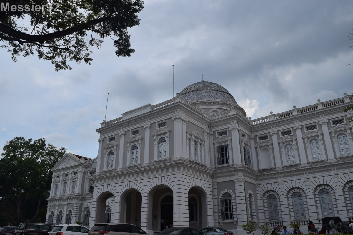 Singapore Stories/Event Coverage : National Museum of ... on National Museum Of Singapore  id=12442