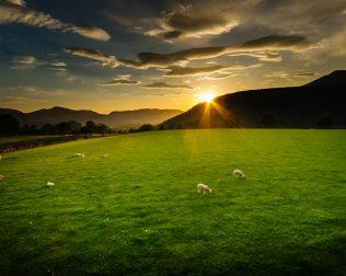 Latrigg Sunset