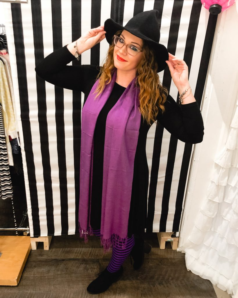 Easy Witch Costume
