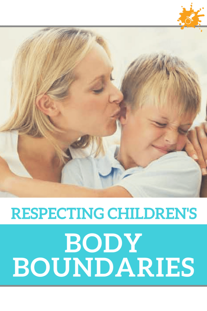 Respecting Children's Body Boundaries