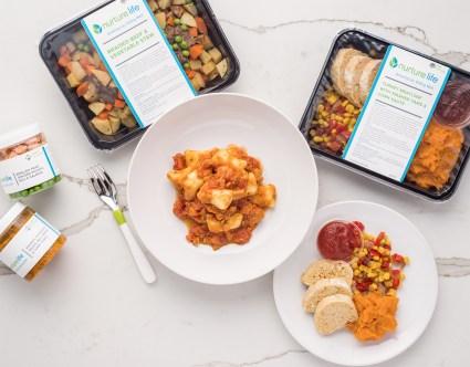 Nurture Life meal options