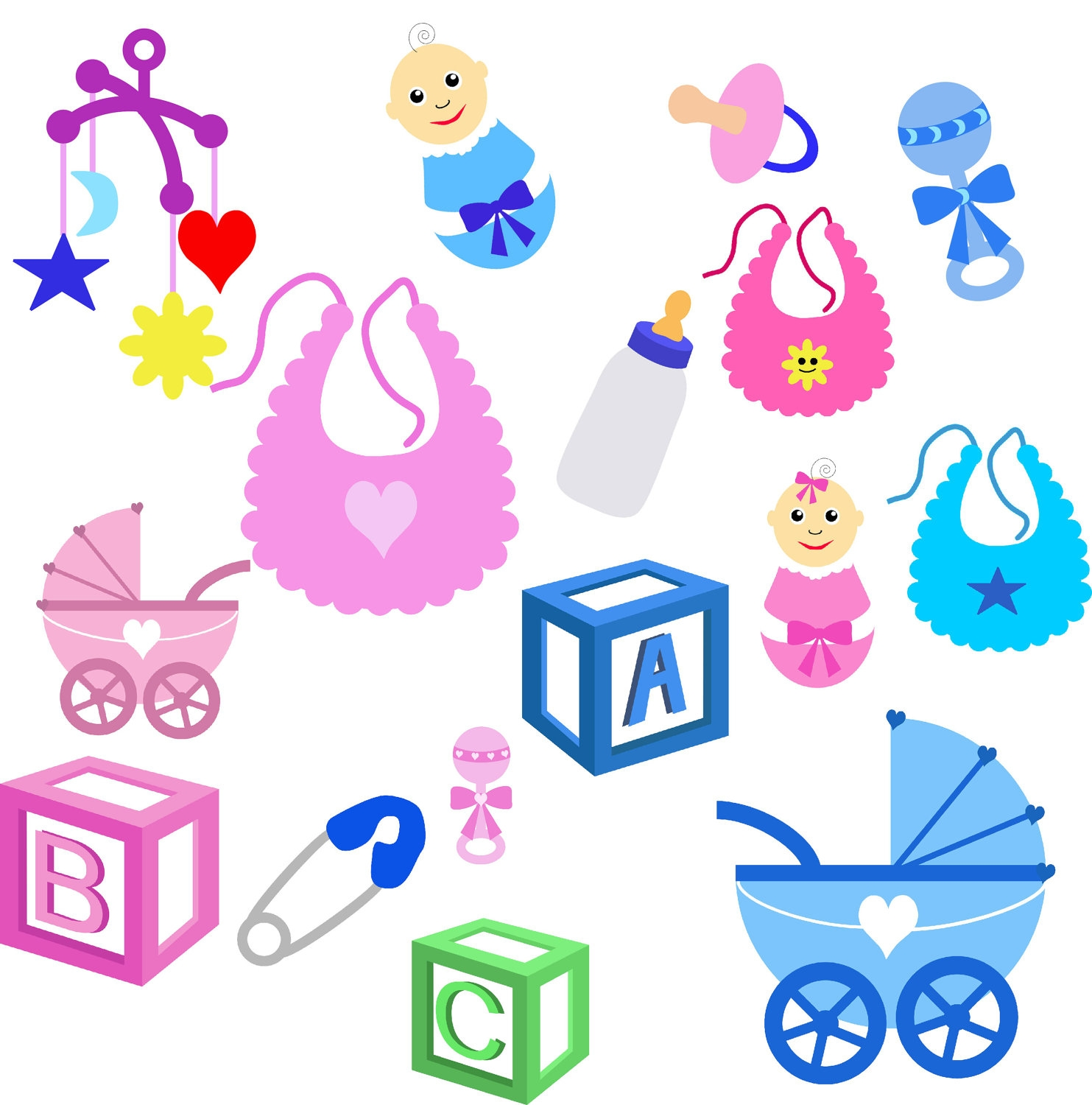 top 10 list of baby items parents should skip what to buy instead rh messy mommy com baby boy items clipart baby items clipart images