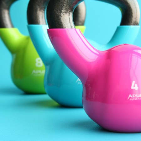 Get Your Exercise in From Twisting, Turning, Shifting and Lifting Baby