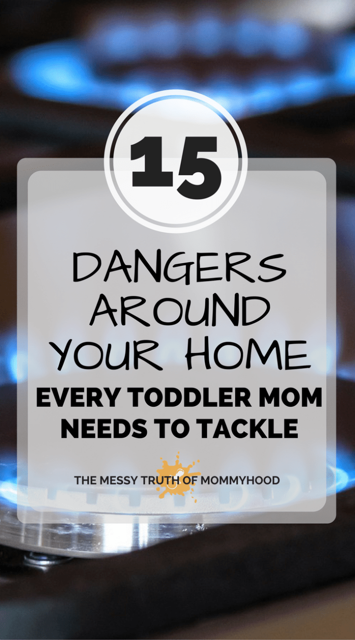 15 Household Hazards You Need to Address