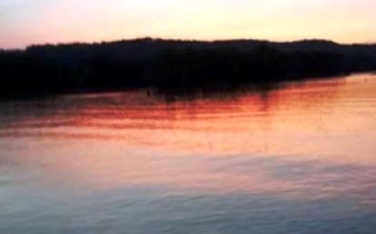 Sunset-Mississippi-River