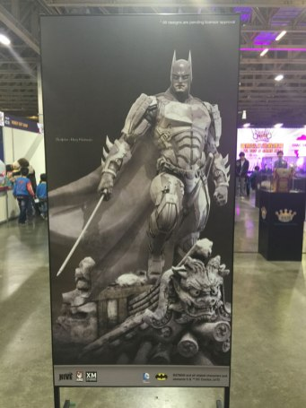 XM Studios Custom Batman