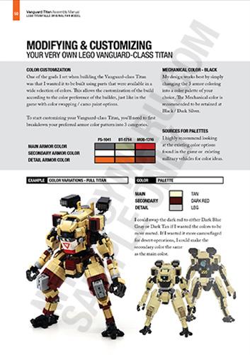 Vanguard-class Titan ver2 5 Instruction Manual