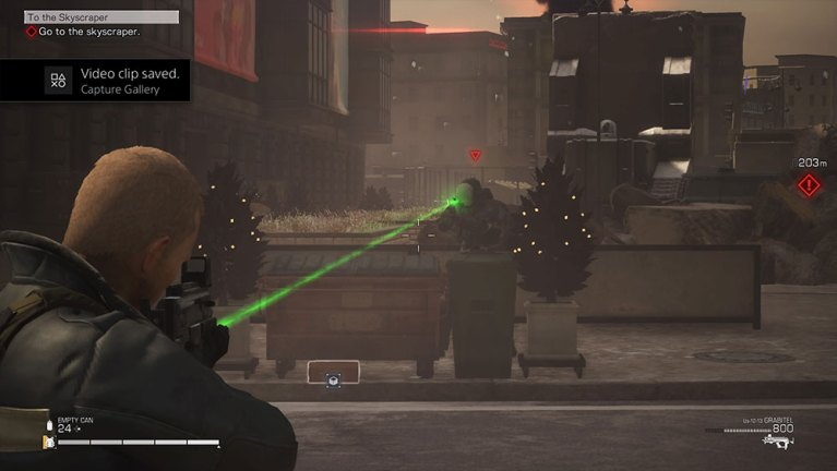 Left Alive Mech Edition Review Ps4 Messyworks
