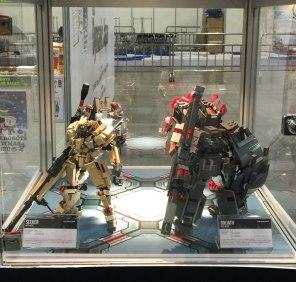 Left - Seeker Mk 2 Right - Goliath
