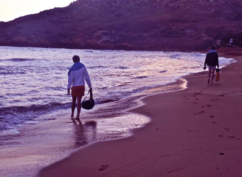 The Gozo Trail Messy Nessy Chic