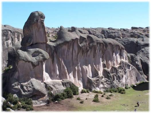 marcahuasi provincia de Lima
