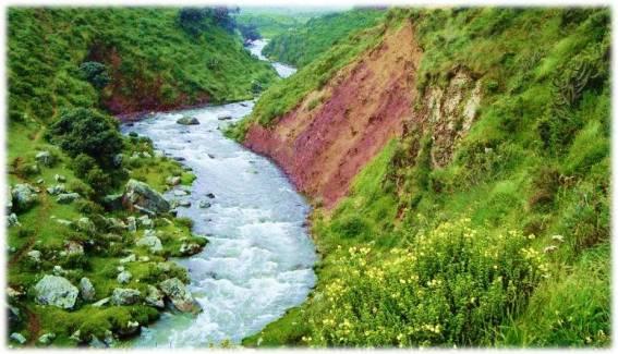 santa eulalia provincia de Lima