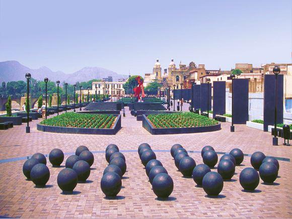 guía de Lima - chabuca