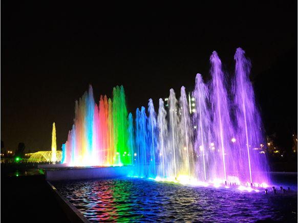 circuito de agua de Lima