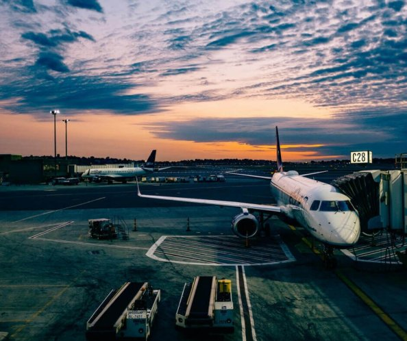 vuelo asignado