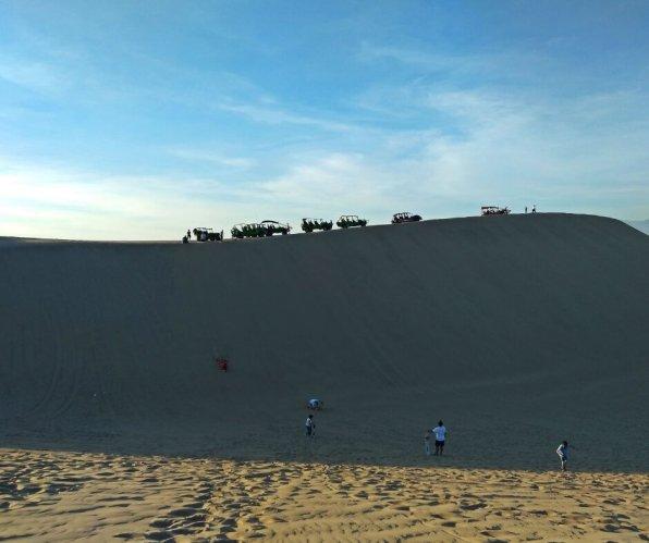 dunas de huacachina