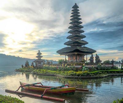Bali lugares románticos