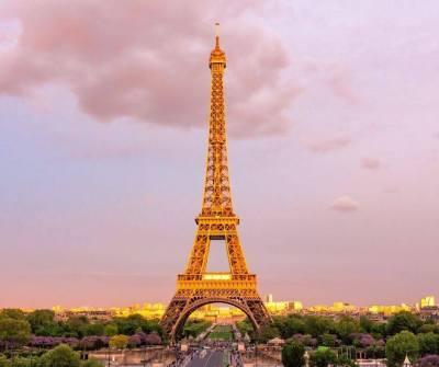 Lugares románticos - París