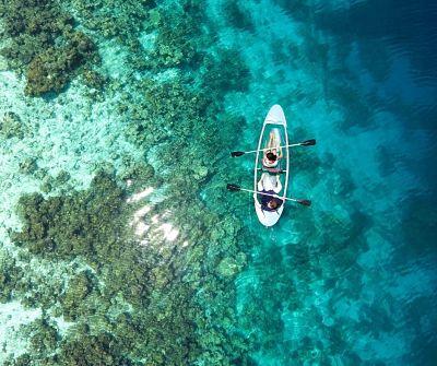 Maldivas Lugares románticos