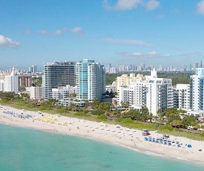 Lugares románticos Miami