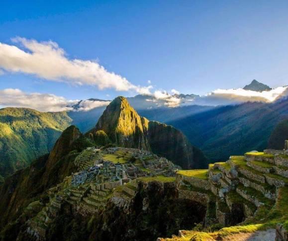 Maravillas del mundo - Machu Picchu