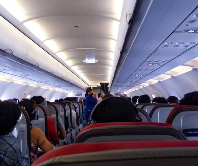 vuelo nacional
