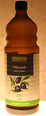 Olivenöl zum Kochen