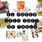 EL PODER DELS JOCS DE TAULA