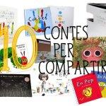 10 CONTES PER COMPARTIR!