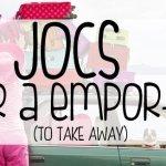 JOCS PER A EMPORTAR