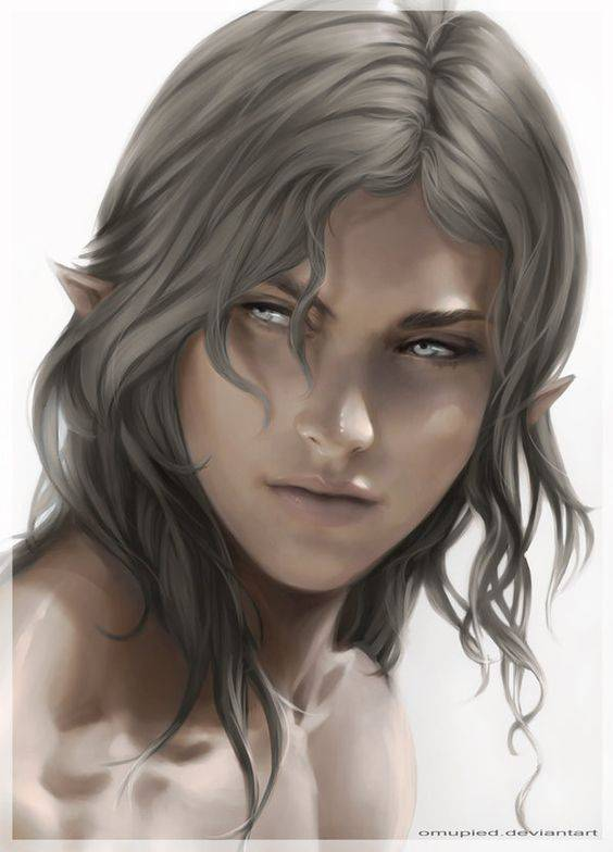 Elfos, Elfas, Meio Elfo: Ilustrações Incríveis | Mestre Arts