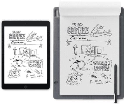 Bamboo Slate SmartPad