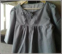 blouse grise 2
