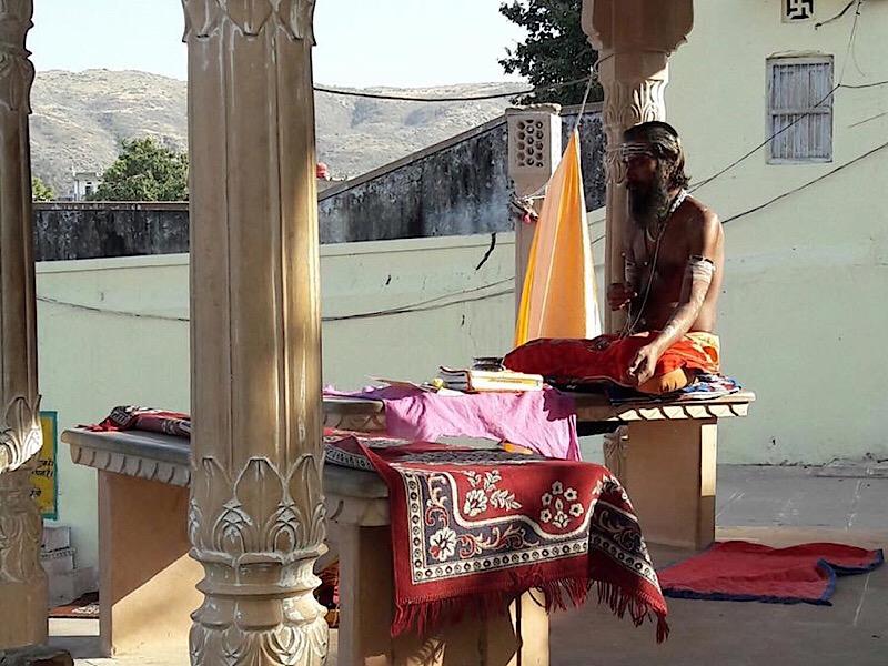 Sadhu en