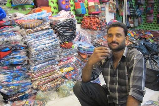 achats en Inde