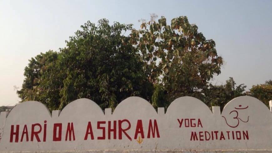 ashram en Inde