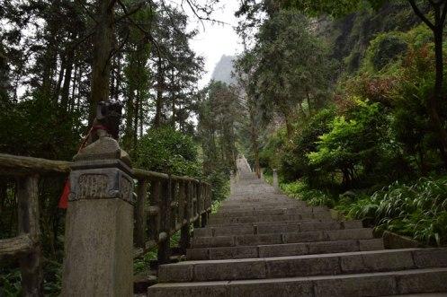 baofeng-escalier