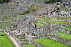 Machu Picchu vestiges