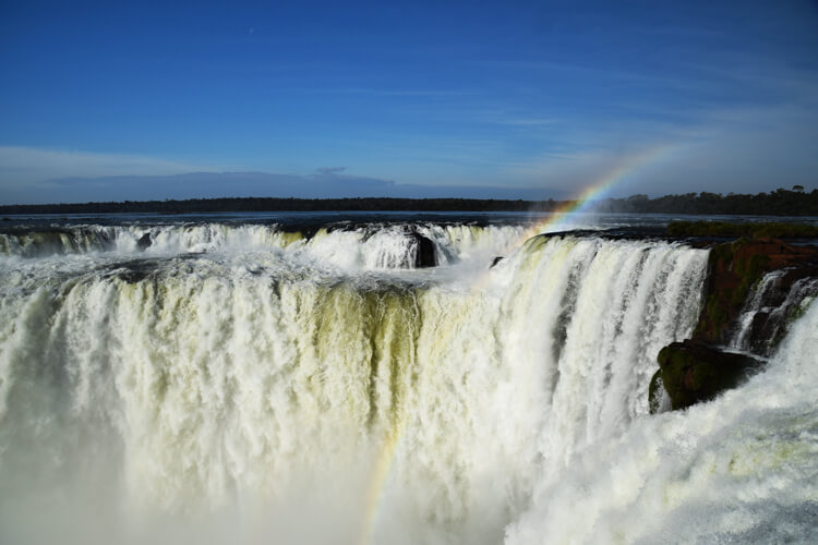 Chutes Iguazu gorge du diable