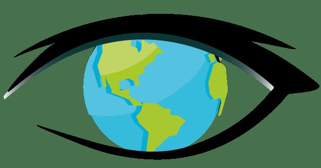 Mes yeux sur le monde