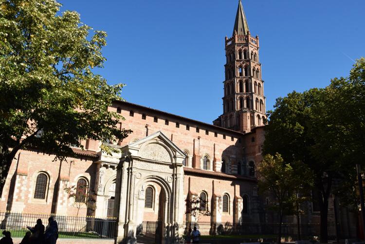Basilique de Saint-Sernin