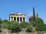 Athènes - Forum Antique, Agora - Temple d'Hyphaestus