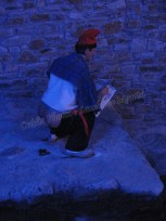 Canillo, crèche, Caganer ou 'chieur'