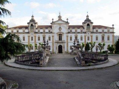 Coimbra - Grand Séminaire da Sagrada familia