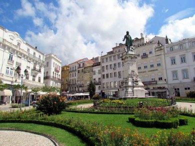 Coimbra - Place da Portagem