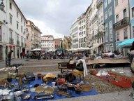 Coimbra - Place do comércio